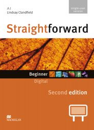 Straightforward 2nd.,Beg., IWB DVD-R