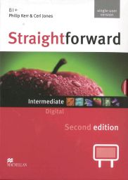 Straightforward 2nd.,Interm.,IWB DVD ROM