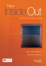 New Inside Out Pre-Int, SB+CD-ROM+ebook
