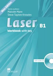 Laser B1, 3rd ed. Workbook+Key+CD