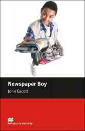 MR Beg., Newspaper Boy