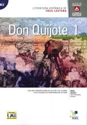 Don Quijote...Mancha 1 (+MP3-Download)