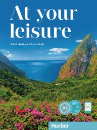 At your leisure B1, KB+AB+2 Audio-CDs
