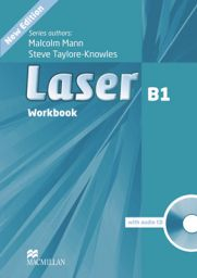 Laser B1, 3rd ed. Workbook+CD