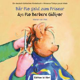 Bi:libri, Bär Flo Friseur, dt.-türk.