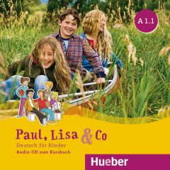 Paul, Lisa & Co A1/1, 1 CD z. KB
