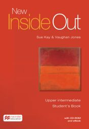 New Inside Out Upper, SB+CD-ROM+ebook