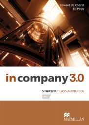 In Company 3.0, Starter, Audio-CDs