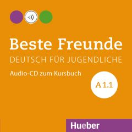 Beste Freunde A1/1, CD zum KB