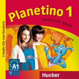 Planetino 1, 3 CDs