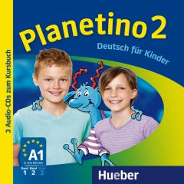 Planetino 2, 3 CDs