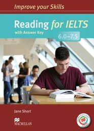 Improve IELTS6 Skills, Read SB+MPO +Key