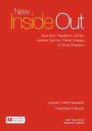New Inside Out Upper, TB+Test-CD+ebook