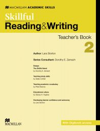 Skillful 2,Reading+Writing, TB+digib.