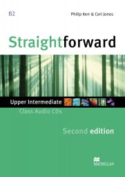 Straightforward 2nd.,Upp-Int.2 Audio-CDs