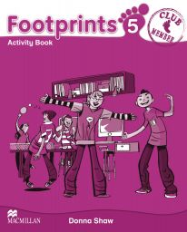 Footprints 5, Activity Book