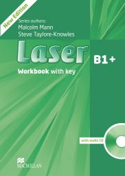 Laser B1plus, 3rd ed. Workbook+Key+CD