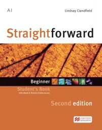 Straightforward 2nd.,Beg,SB+ebook,WB, CD