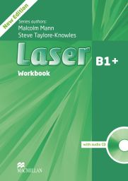 Laser B1plus, 3rd ed. Workbook+CD
