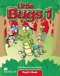 Little Bugs, Level 1, Pupil's Bk