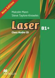 Laser B1plus, 3rd ed. Class Audio-CDs