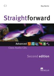 Straightforward 2nd.,Adv.,Audio-CDs