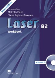 Laser B2, 3rd ed. Workbook+CD