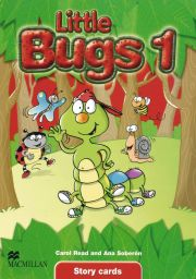Little Bugs, Level 1, Story Cards