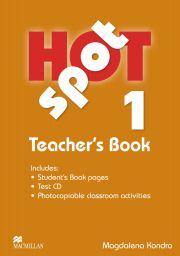 Hot Spot 1 Teachers Book
