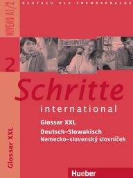Schritte intern. 2, Gloss.XXL Dt.-Slow.