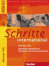 Schritte intern. 4, Gloss.XXL Dt.-Slow.