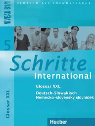 Schritte intern. 5, Gloss.XXL Dt.-Slow.