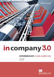 In Company 3.0, Interm., Audio-CDs