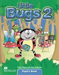 Little Bugs, Level 2, Pupil's Bk