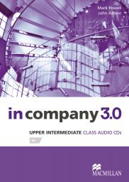 In Company 3.0, Upp-Interm., Audio-CDs