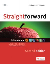 Straightforward 2nd,Int.,SB+ebook,WB+CD