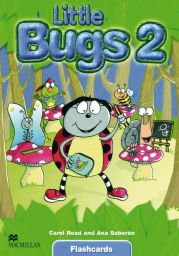 Little Bugs, Level 2, Flashcard
