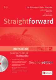 Straightforward 2nd,Interm.,TB+ebook