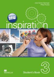 Inspiration New, Level 3, Stud. Book