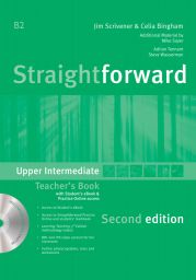 Straightforward 2nd,Upper-Int.,TB+ebook