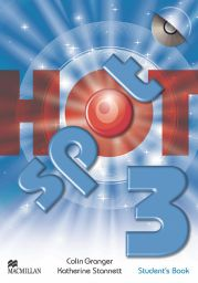 Hot Spot 3 SB-Pack with CD-ROM