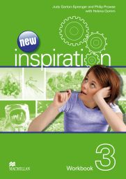 Inspiration New, Level 3, Workbook