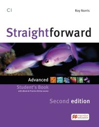 Straightforward 2nd,Adv.,SB+ebook,WB+CD