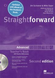 Straightforward 2nd.,Advanced.,TB+ebook