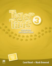 Tiger Time 3, Teacher's Ed. Pack + ebook