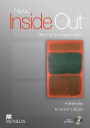 New Inside Out Advanced SB + CD-ROM