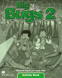 Big Bugs, Level 2, Activity Book