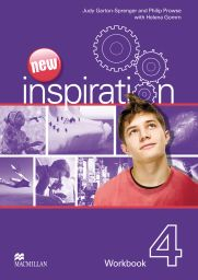Inspiration New, Level 4, Workbook