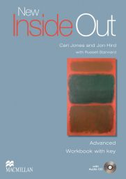 New Inside Out Advanced WB + CD
