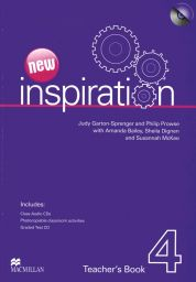 Inspiration New, Level 4, Notes
